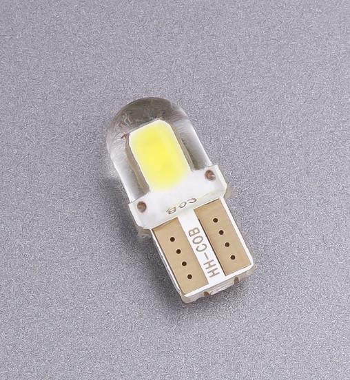 Лампа автомобільна світлодіодна ZIRY T10 w5w 4SMD 5730, біла