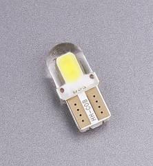 Лампа автомобильная светодиодная ZIRY T10 w5w 4SMD 5730, белая