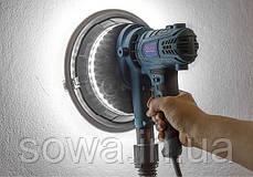 ✔️Шлифовальная машина для стен и потолков  AL-FA ALDWS15, фото 3