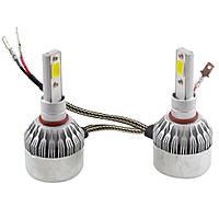 Комплект автомобильных LED ламп C6 H3 5539