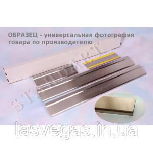 Накладки на внутренние пороги Chevrolet EVANDA 2004-2006 (Nata-Niko)