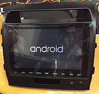 Штатная магнитола Toyota LC200 2Gb/32Gb Android 8.1 Allwinner T8, фото 2