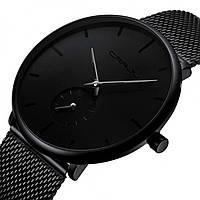 Мужские часы CRRJU Prada black
