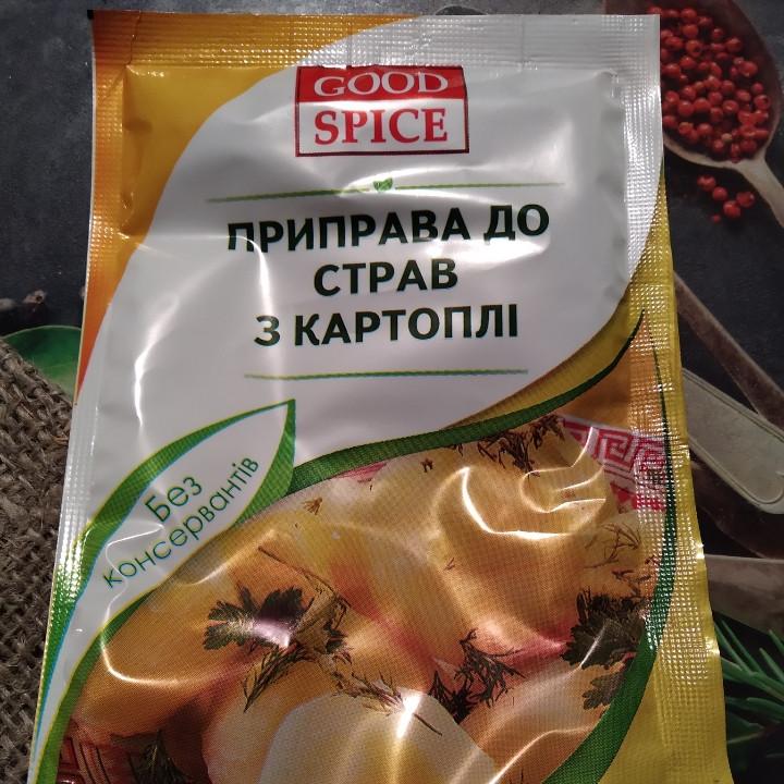 """Приправа для страв з картоплі """"Good spice"""" 20 гр"""
