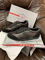 Брендовая мужская обувь Прада