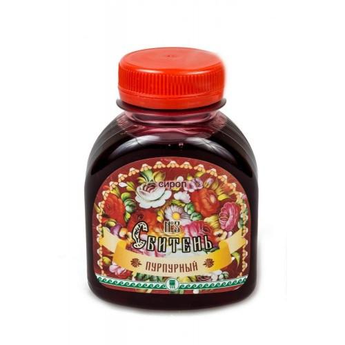 Сироп Сбитень Пурпурный (Аврора) Арго против укачивания, повышение внимания, антисептическое, стресс, инфекция