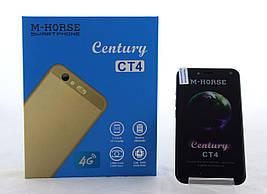 "Моб. Телефон CT4 5.0"" Oppo / face id/ Android (Black Gold ) (100) в уп. 100шт."