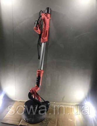 ✔️ Шлифовальная машина жираф LEX LXDWS 175 / 1700W | Шлифовальные машины для стен и потолков, фото 2