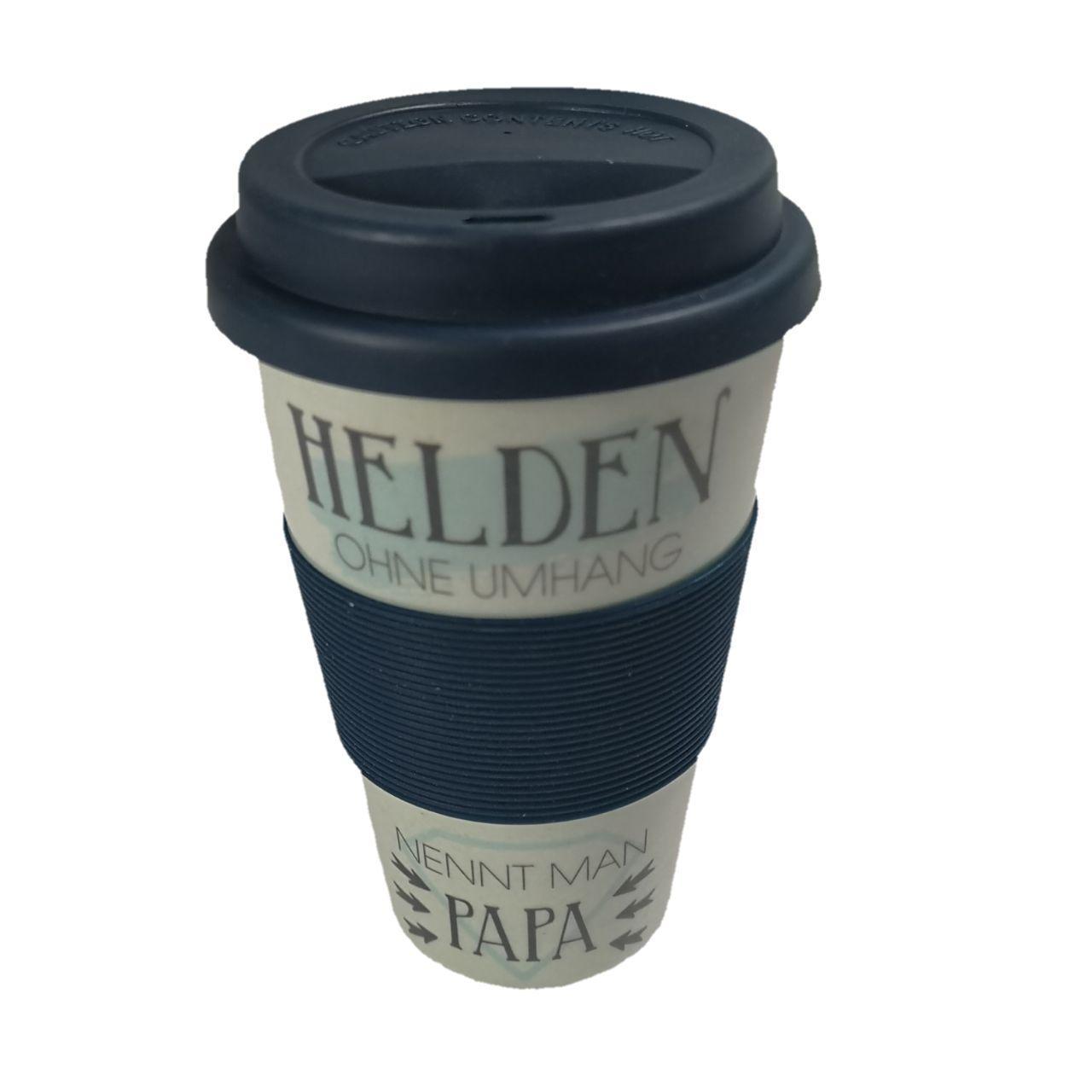 Кофейная кружка to Go Becher 350ml Bambus Hendel