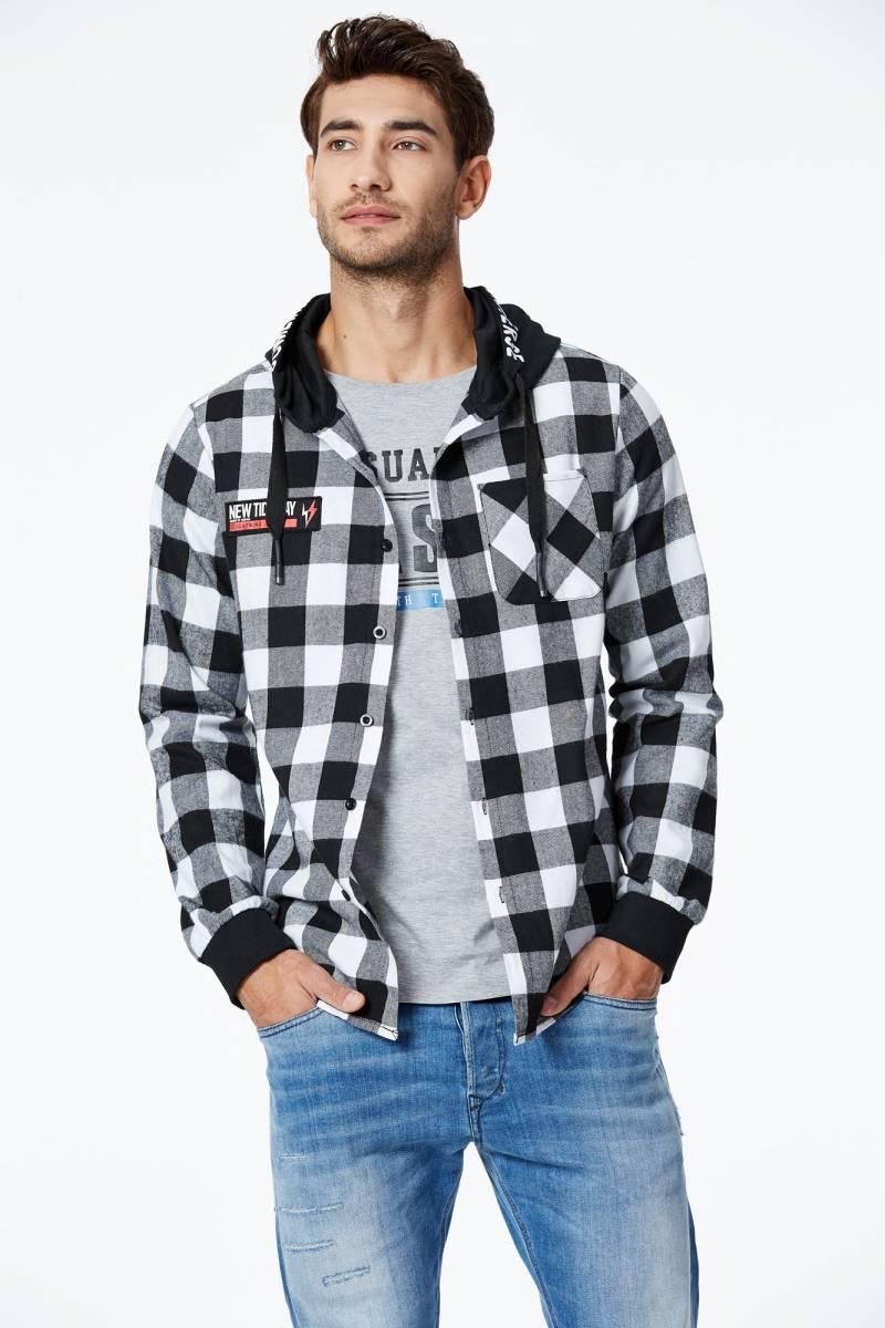 Рубашка мужская Glo-Story