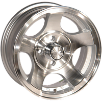 Литой диск ZW ZW-689 R13 5.5j 4*98 ET0 DIA58.6 SP