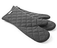 Перчатка пекарська огнеупорная 2 штуки длина 43 см  Hendi