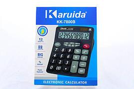 Калькулятор KK 7800B (60) в уп. 30шт.