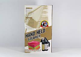 Ручний Відпарювач Для Одягу Hand Held Streamer A6 Золотий 650 Вт
