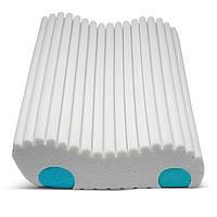 Ортопедическая подушка под голову, для сна с упругими вставками ОП-940 FORMAL Evolution (ортопедична подушка)