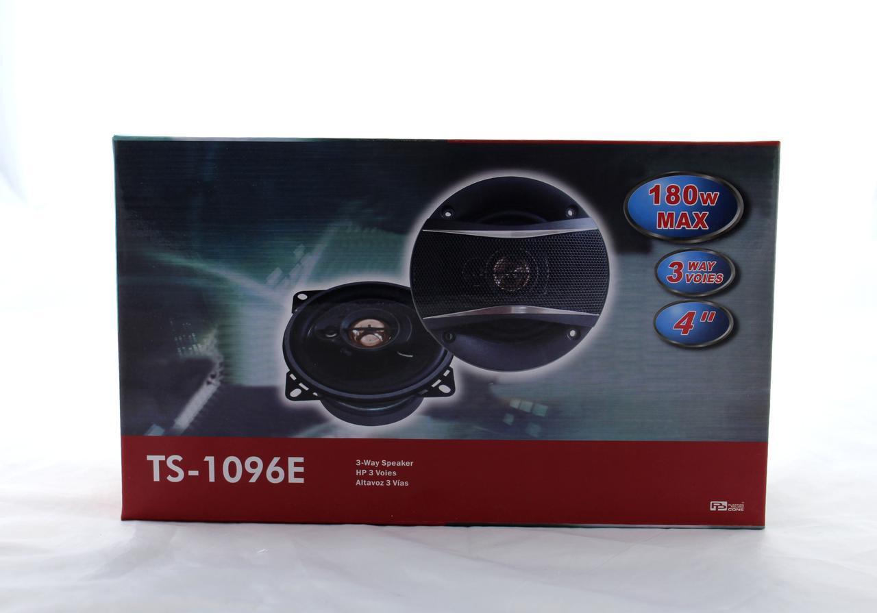 Автоколонки TS 1096 max 180w
