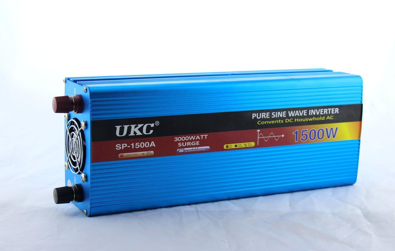Преобразователь синусоида AC/DC sine 1500W 12V