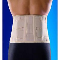 Бандаж для поясницы OSD-3154 (поддерживающий пояс для спины, корсет поясничный)