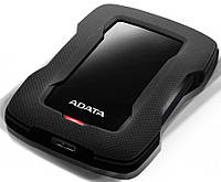 Жесткий диск ADATA Durable HD330 2 TB Black (AHD330-2TU31-CBK)