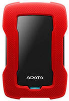 Жесткий диск ADATA Durable HD330 2 TB Red (AHD330-2TU31-CRD)
