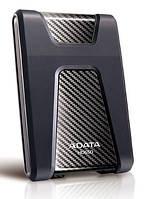 Жесткий диск ADATA DashDrive Durable HD650 2 TB (AHD650-2TU31-CBK)