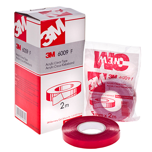 Скотч двухсторонний 3M Automotive Acrylic Foam Tape длина 2м 6008F