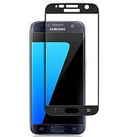 Бронированная полиуретановая пленка Caisles для Samsung G930F Galaxy S7 Черное
