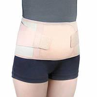 Корсет пояснично-кресцовый А5-106 Doctor Life (бандаж поясничный,поддерживающий пояс для спины, фиксатор)