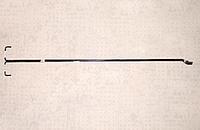 Торсион петли багажника Волга 3110 (комплект 2шт, левый, правый) (Россия)