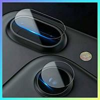 Броньоване захисне скло на камеру  Huawei P Smart+