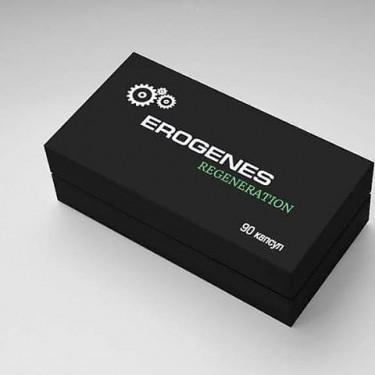 Комплекс для потенции EROGENES REGENERATION 90 шт.