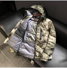 """Куртка-пуховик зимова унісекс """"Fashion City"""" (для сноуборду/лижна)"""