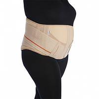 Корсет пояснично-крестцового отдела Oneplus OPL161 (бандаж для поясницы, ортопедический пояс, фиксатор)