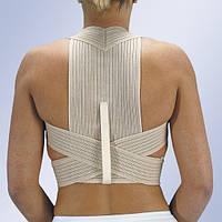 Реклинатор,бандаж на грудную клетку ET 210 Orliman (корректор осанки, корсет для грудного отдела позвоночника)
