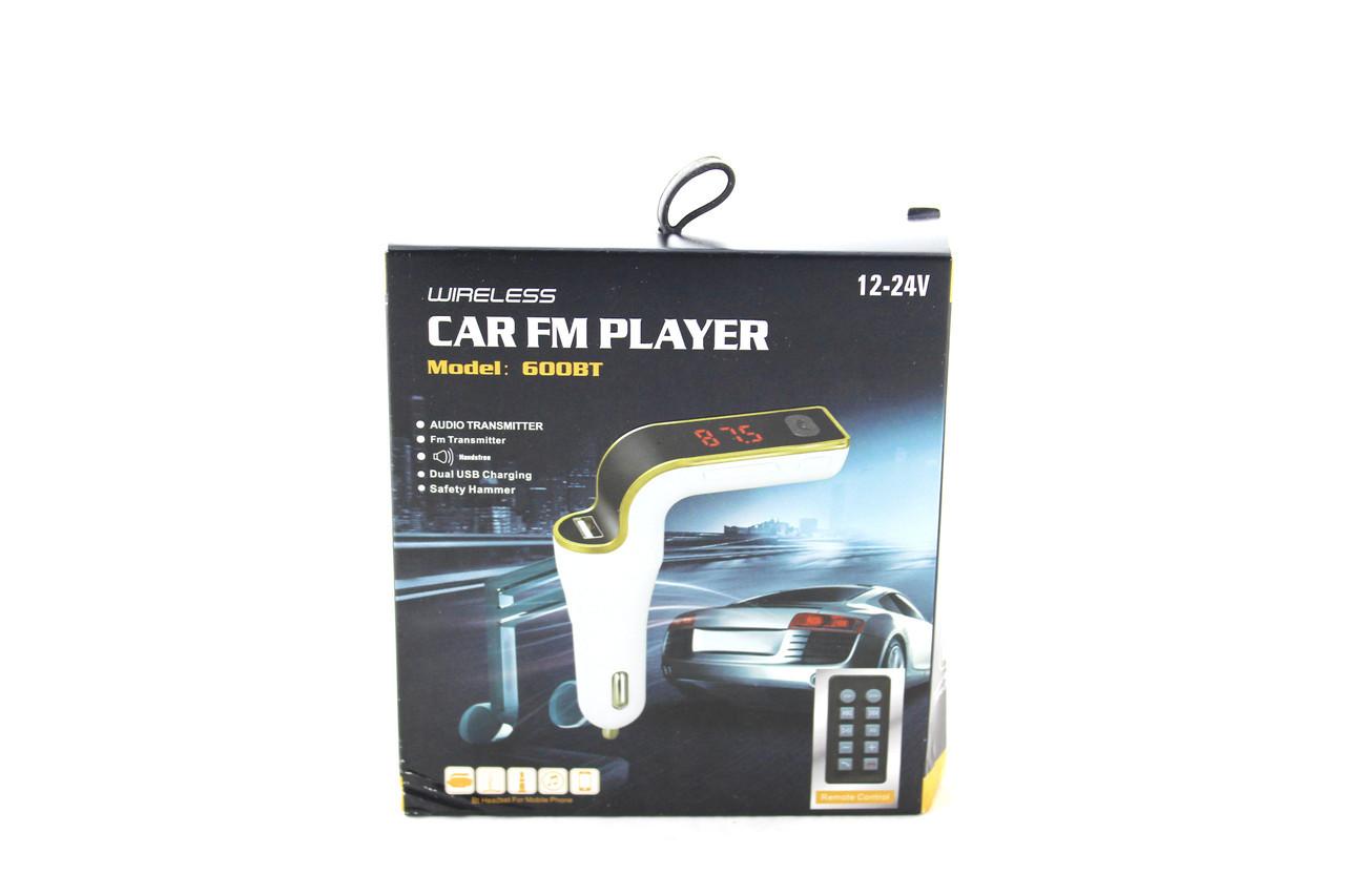 Трансмитер FM MOD.600 BT