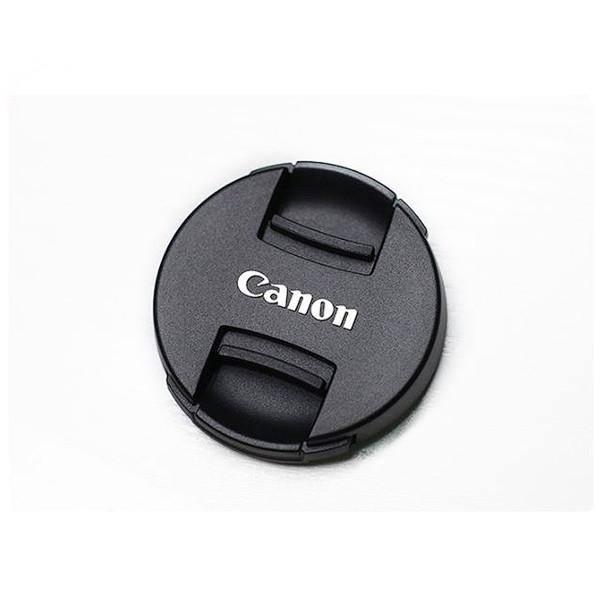 Защитная крышка (новая версия) для объектива  Canon 49 mm.