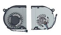 Вентилятор (кулер) для ноутбука HP Envy 15-3000, 15-3100, 15-3200, 15t-3000 правый (маленький) 5V 0.4A 4-pin Brushless