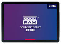 SSD GOODRAM CX400 512 GB (SSDPR-CX400-512), фото 1
