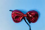 Набор карнавальный Черт  Рога+бабочка+хвост, фото 4