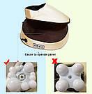 Электрический массажер для ног спины роликовый массаж, фото 6