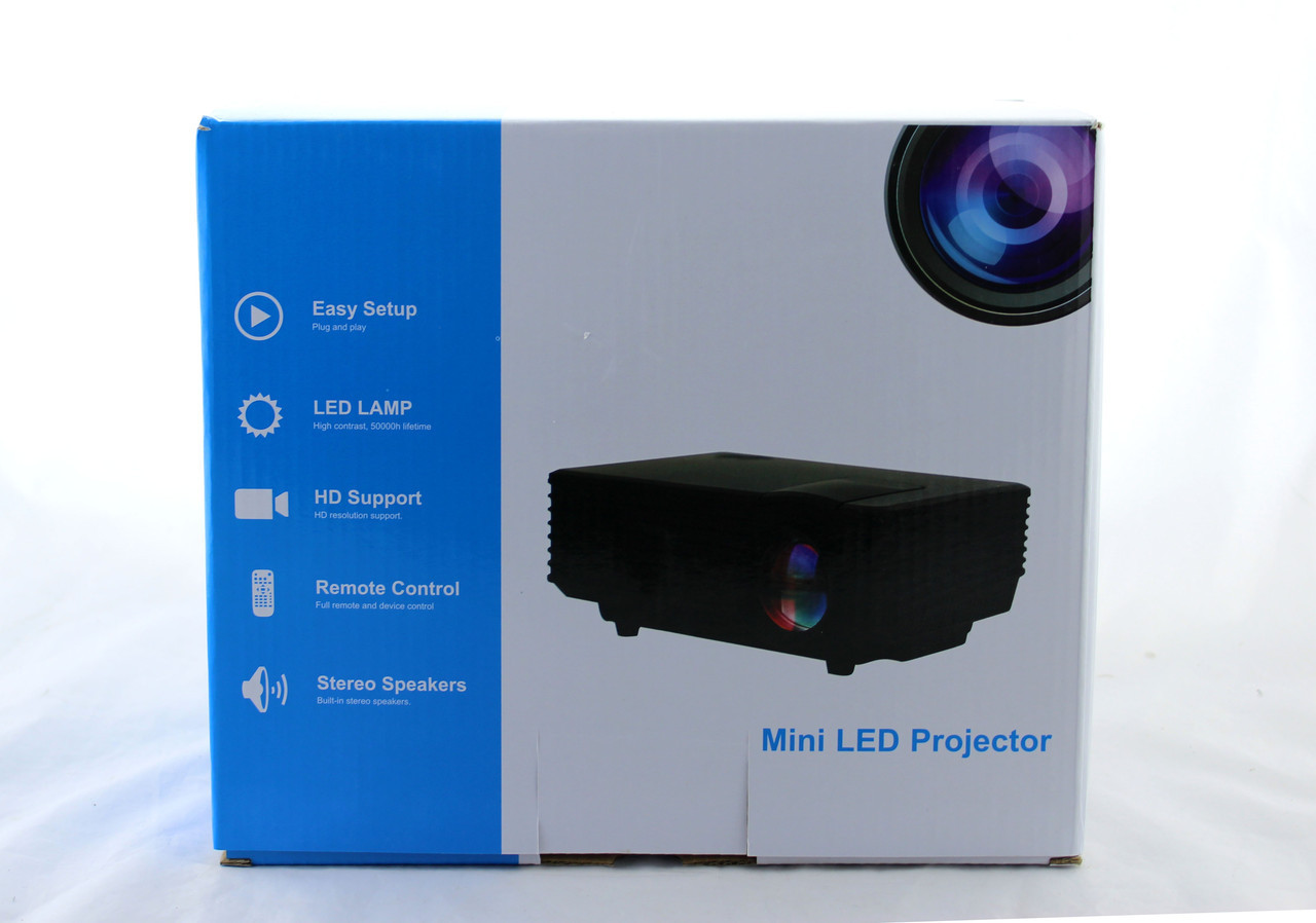 Проектор RD 805 wifi \ Android \1gb. mem\ (8)