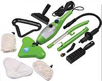 Паровая швабра H2O Master Steam Mop X5 Зеленый (hub_np2_1565)