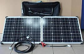 Solar board 2F 80W 18V 670*450*35*35 FOLD (1) в уп. 1шт.