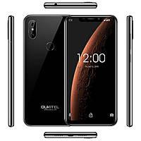 Мобильный телефон Смартфон OUKITEL C13 Pro 2/16Гб 4G/LTE Black + Гарантия