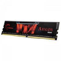 Оперативна память G.Skill 32 GB (2x16GB) DDR4 3000 MHz Aegis (F4-3000C16D-32GISB)