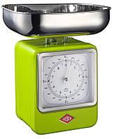 Весы кухонные электронные WESCO 322204-20 Lime