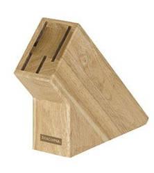 Блок деревянный Tescoma WOODY 869504 для 4 ножей