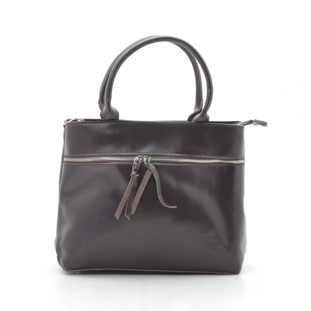 Женская сумка F-229 коричневая