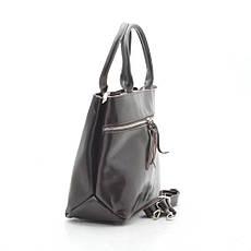 Женская сумка F-229 коричневая, фото 2