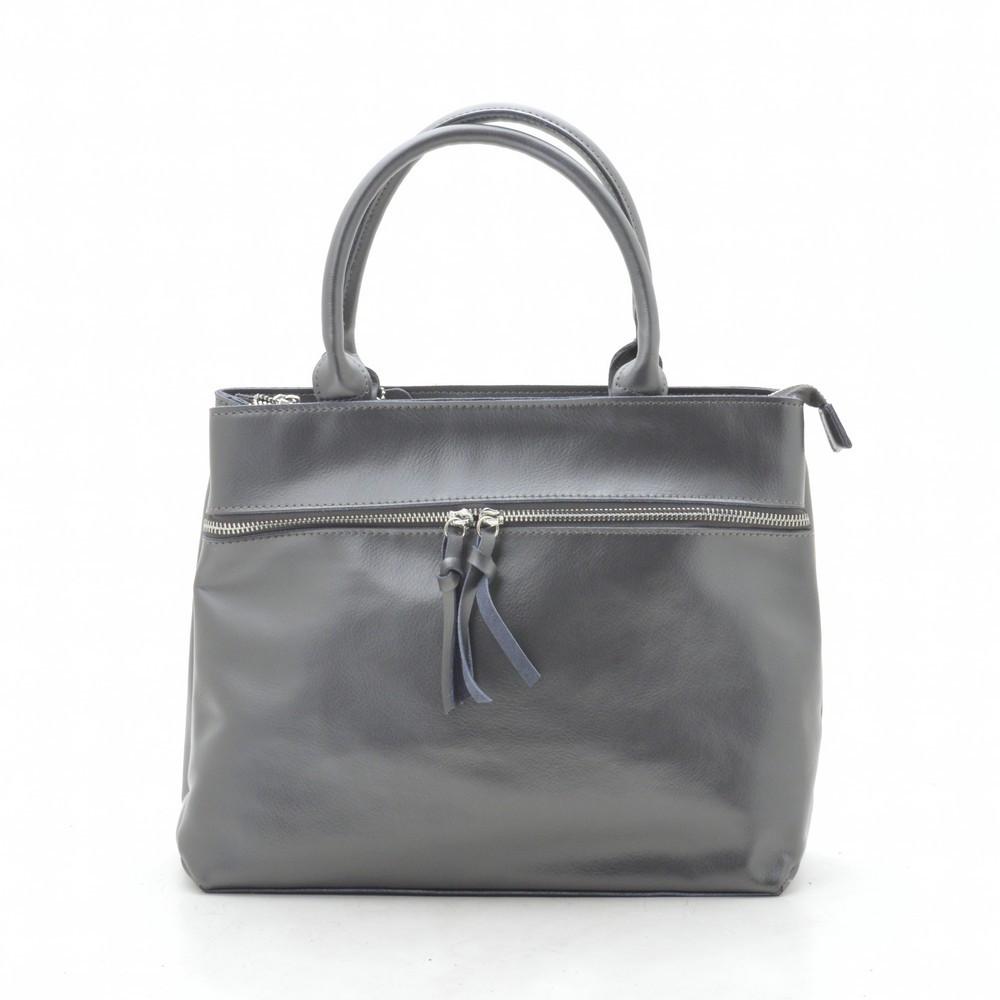 Женская сумка F-229 d. серая